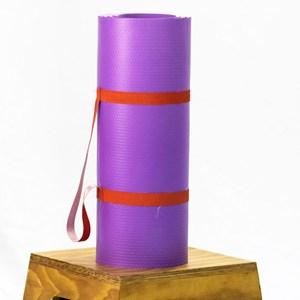 Tapete para Yoga e Exercícios Físicos 170x50x1cm - Roxo