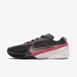Tênis F Nike React Metcon Turbo - Black/Pink