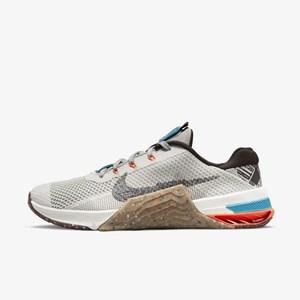 Tênis Nike Metcon 7 - Light Bone/Multi-Color