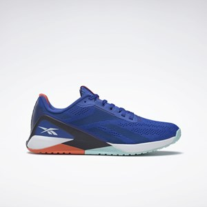 Tênis Reebok Nano X1 - Court Blue/Dynamic Red/Vector Navy