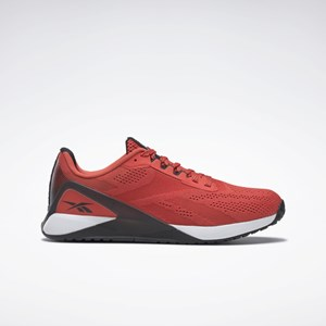 Tênis Reebok Nano X1 - Dynamic Red/White/Black