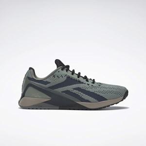 Tênis Reebok Nano X1 - Harmony Green/Core Black/Pure Grey 6