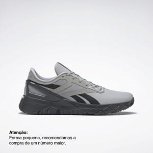 Tênis Reebok Nanoflex TR - Pure Grey 3/Core Black/Pure Grey 7