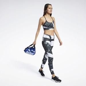 Top Reebok Workout Ready Low-Impact Bra - Black