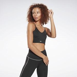 Top Reebok Workout Ready Sports - Black